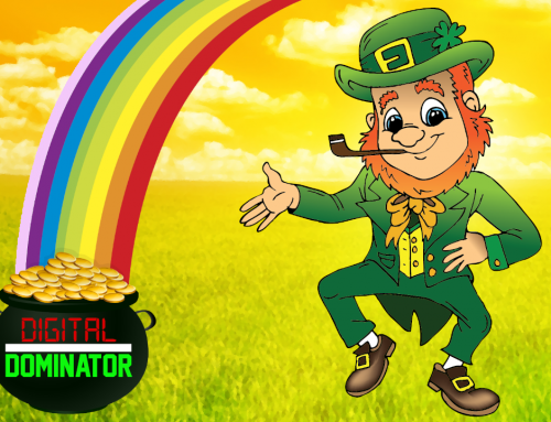 Find your pot of gold on St Patrick's Day